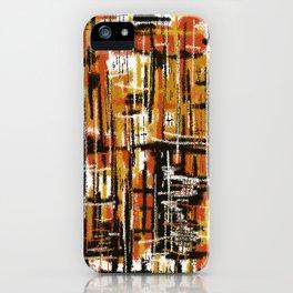 Matt Texture 1 iPhone Case