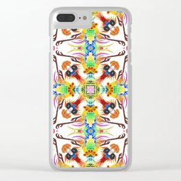 Session 2 - Amandine Clear iPhone Case