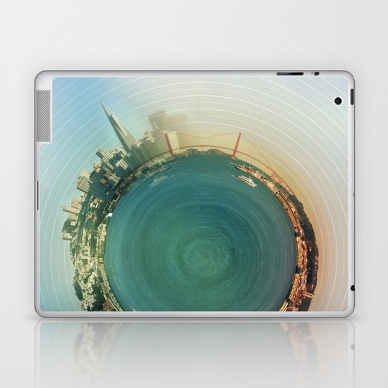 San Francisco Bay Laptop & iPad Skin