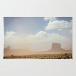 Desert Sand Storm Rug