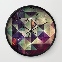 Γyht Lyht Wall Clock
