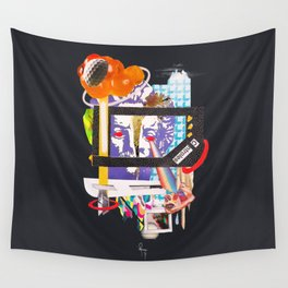 C ntroles Wall Tapestry