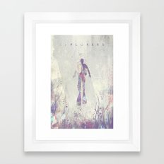Explorers VI Framed Art Print