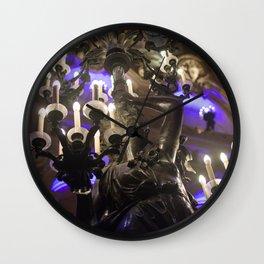 Albert-Ernest Carrier-Belleuse: flares at the Opéra Garnier Wall Clock