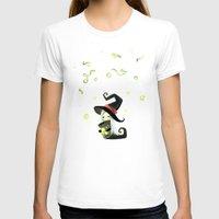 fireflies T-shirts featuring Fireflies by Freeminds
