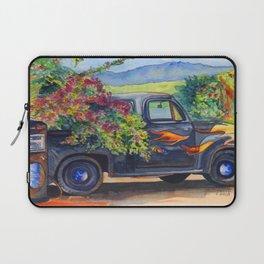 Hanapepe Truck Laptop Sleeve