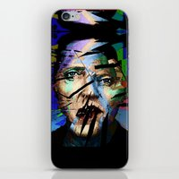 christopher walken iPhone & iPod Skins featuring Christopher Walken. Cracked Actor. by brett66