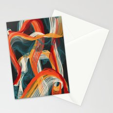 Flowing Silk Stationery Cards