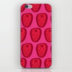 Kent Strawberries iPhone & iPod Skin