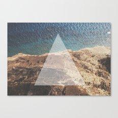 Simple Geometry v2 Canvas Print