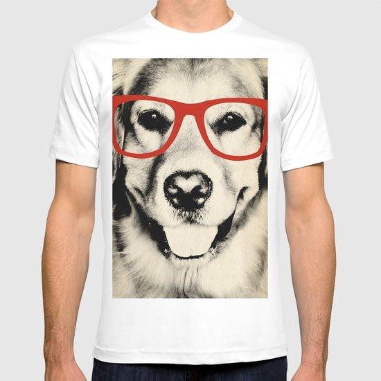 NERDY DOG T-shirt
