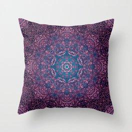 magic mandala 36 #mandala #magic #decor Throw Pillow