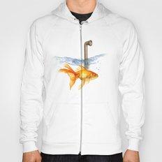 periscope goldfish Hoody