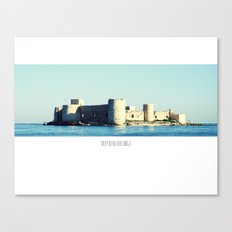 FORTRESS Canvas Print