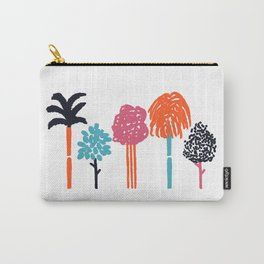 Color Trees Carry-All Pouch