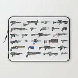 The Force Awakens firearms Laptop Sleeve