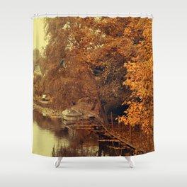 Autumn scenery #4 Shower Curtain