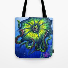 Raging Kuma Beast Tote Bag