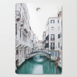 The Floating City - Venice Italy Architecture Photography Cutting Board
