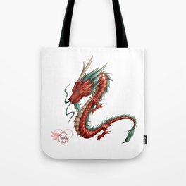 Dragon pure Tote Bag