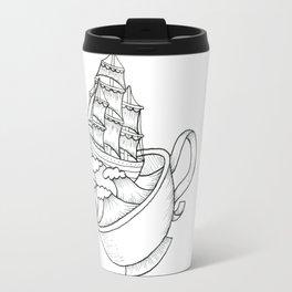 Coffee Afloat Travel Mug
