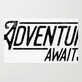 Adventure Awaits Rug