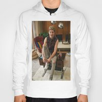 niall horan Hoodies featuring Niall Horan by behindthenoise