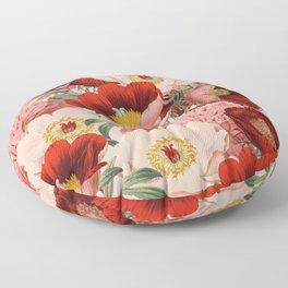 Vintage Garden #society6 Floor Pillow