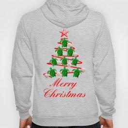 Coastal Merry Christmas Hoody