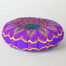 mandala design -8- Floor Pillow