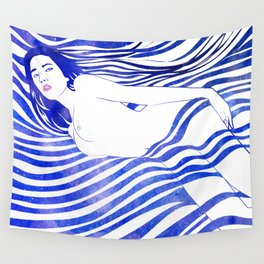 Water Nymph XIV Wall Tapestry