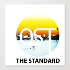 OUTSIDETHINC(OST) Canvas Print