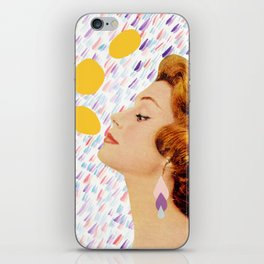 you say it's just a passing phase iPhone Skin