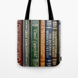 Books 2 Tote Bag