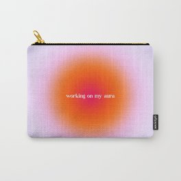 Working On My Aura, SZA Love Galore Carry-All Pouch