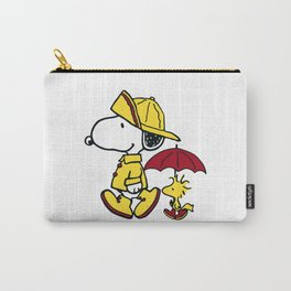 peanuts snoopy Carry-All Pouch