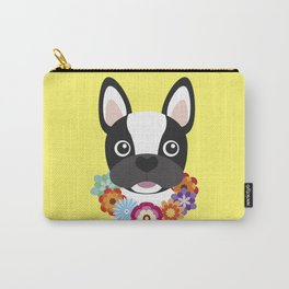French Bulldog Hawaii Carry-All Pouch