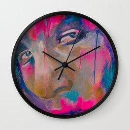 PinkLou Wall Clock