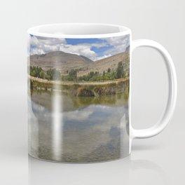 Andean landscape Coffee Mug