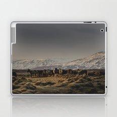 Icelandic Horses I Laptop & iPad Skin