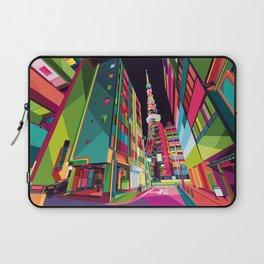 Tokyo Street Laptop Sleeve