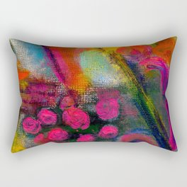 Abstract Still Life Rectangular Pillow