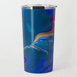 Hummingbird Nebula Travel Mug
