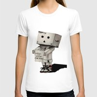 poetry T-shirts featuring Danbo poetry by evanski