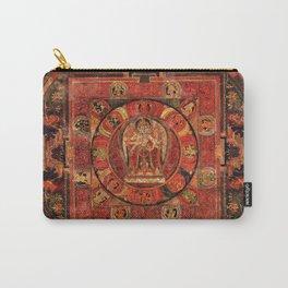Mandala of Amogapasha Carry-All Pouch