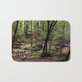 Heart of the forest Bath Mat