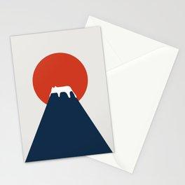 Cat Landscape 5 Stationery Cards