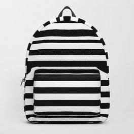 GLITCHART (BLACK-WHITE) Backpack