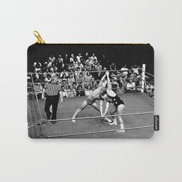 Kevin VonEric vs Frank Star Carry-All Pouch