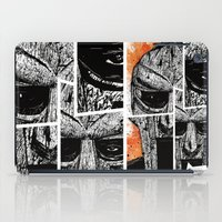 doom iPad Cases featuring MF Doom by Crooked Octopus